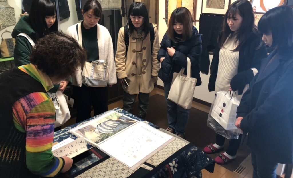 こぎん展示館(1)