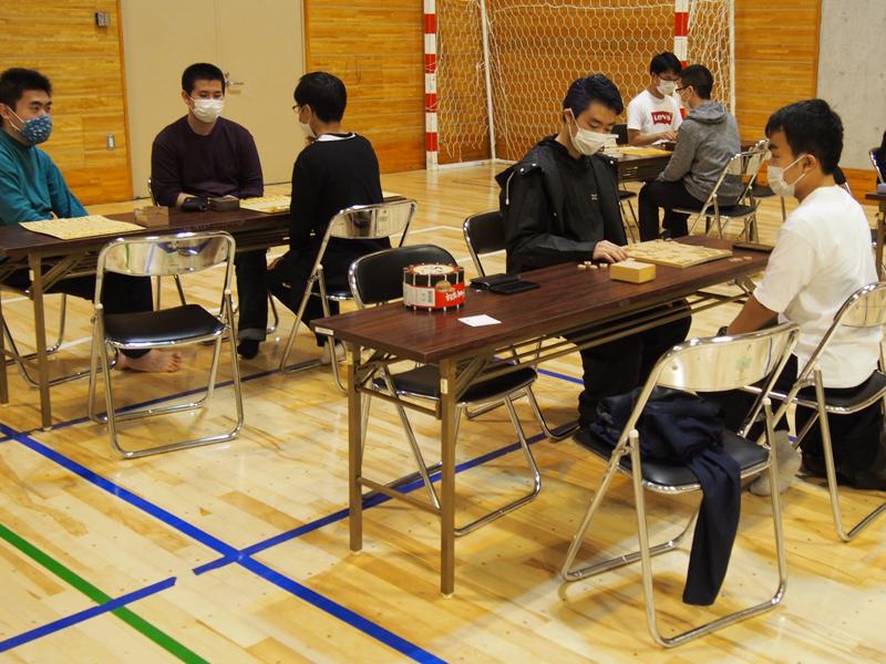 大学祭 将棋