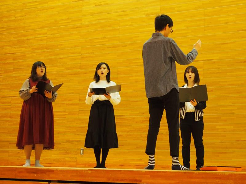 大学祭 合唱