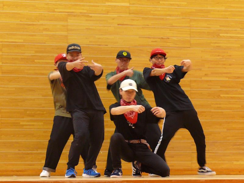 大学祭 ダンス